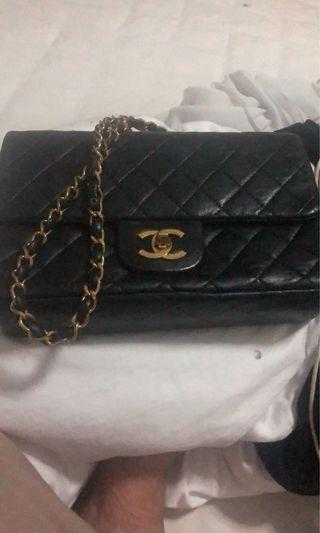 Vintage Chanel authentic small bag