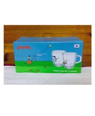 Snoopy Mugs (2)