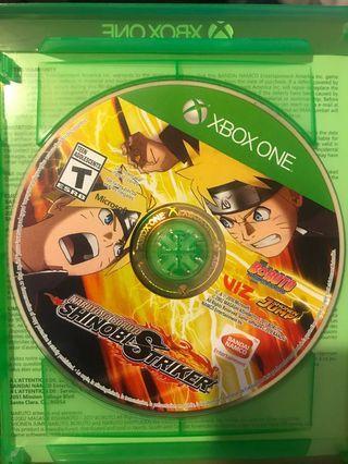 Xbox one naruto