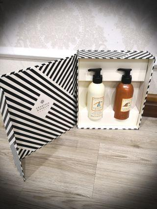 🌟 BNIB BRAND NEW Crabtree & Evelyn London Hand Soap & Hand Therapy ⭐