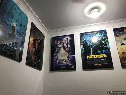 Original Movie poster (cinema tag)