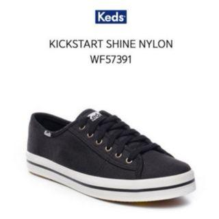 Keds Kickstart Shine Nylon Sneaker