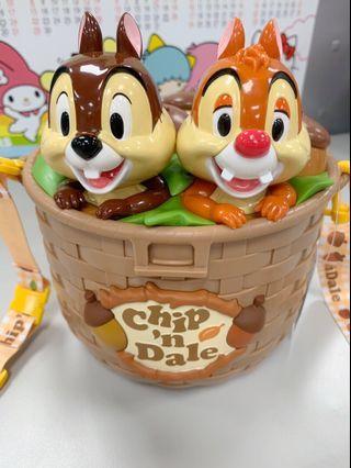 🚚 迪士尼-奇奇蒂蒂爆米花桶