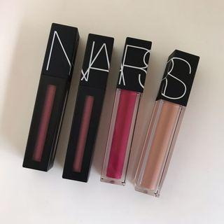 NARS Liquid Lipsticks