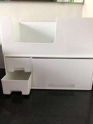🚚 Plastic beauty products Storage box