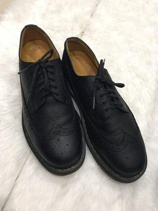 Dr. Martens Leather Brogues