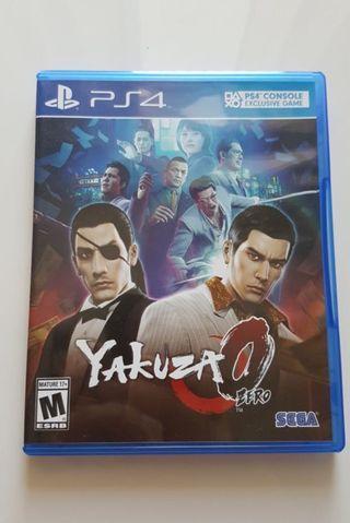 🚚 Yakuza 0 PS4