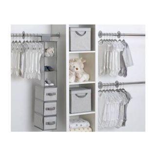 Delta Nursery Storage