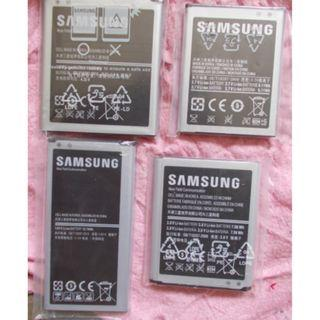 New Samsung Note 1 2 3 4 Battery Sale