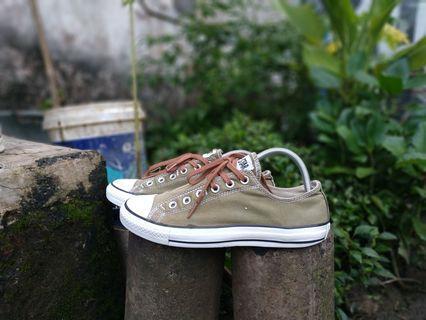 Sepatu converse allstar slip on original size 41
