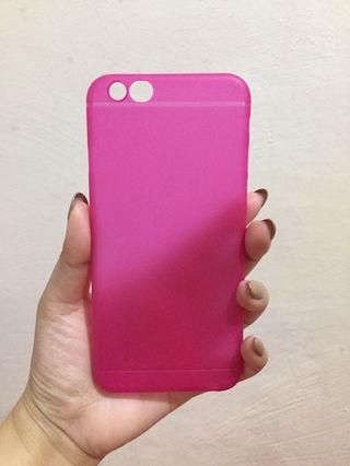 Shocking Pink Case for iPhone 6