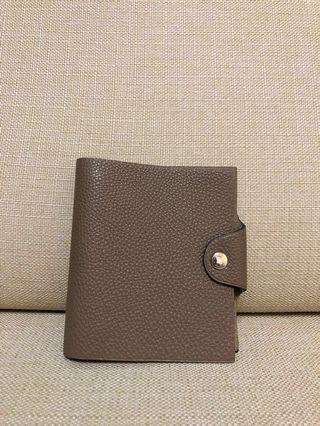 Hermes 愛馬仕 Ulysse mini notebook cover 大象灰 筆記本 筆記本套