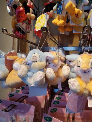 Tokyo disneyland disney sea disney store代購 非現貨 bambi belle 三眼仔 alice rapunzel