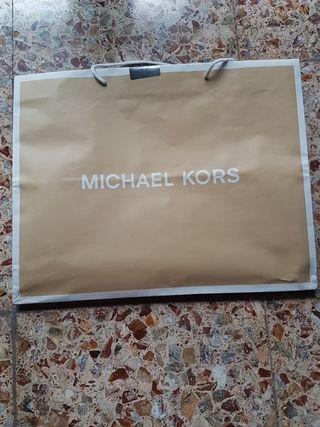 Michael kors paperbag