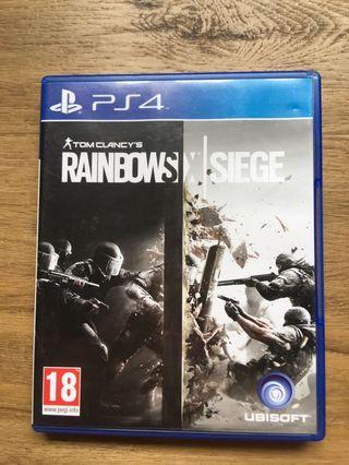 🚚 Rainbow Six Siege PS4