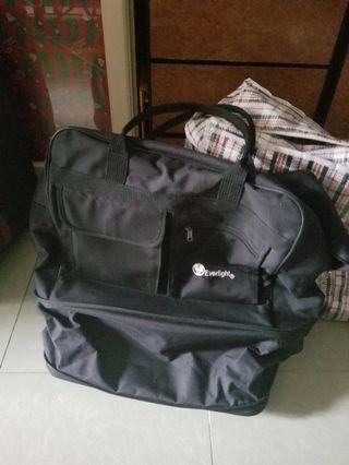 有轆 大型 旅行袋 雜物袋 搬屋袋