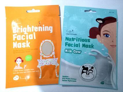 Brightening and Nutritious Mask