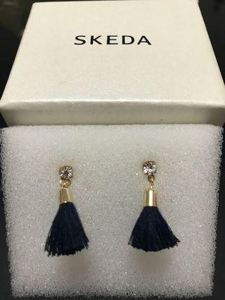 Skeda earrings