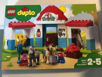 🚚 Lego Duplo - Stable series
