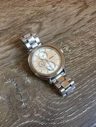 Fossil Watch (stainless steel)