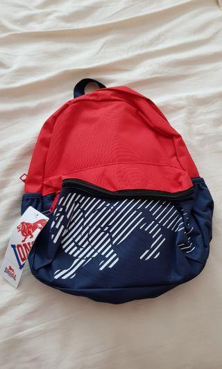 🚚 Lonsdale Backpack (red)