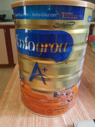 🚚 Enfagrow A+ Stage 3 1.8kg #EndgameYourExcess