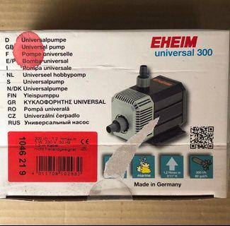 $80 new Eheim 1046 300L/H Submersible water pump