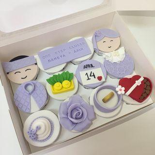 Homemade Custom Cupcake