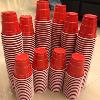 Mini Red Cups (Shot Glass)