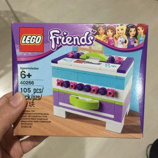 LEGO Friends 40266 Storage Building