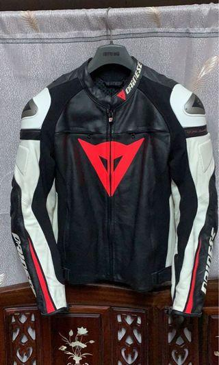 Dainese leather jacket SP-R size 54
