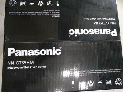 Panasonic Microwave & Grill Oven 23L