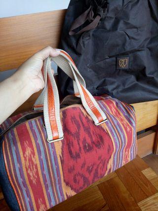preloved envy batik bag
