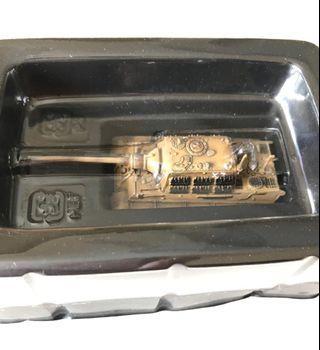 1:144 WWII German tank