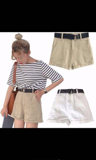 BNWT High-Waisted Shorts