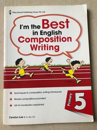 🚚 EPH I'm the Best in English Composition Writing P5