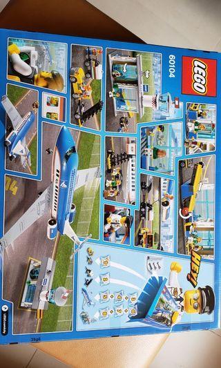 LEGO 60104