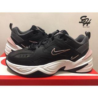 🚚 NIKE W M2K TEKNO 黑粉 老爹鞋 AO3108-011
