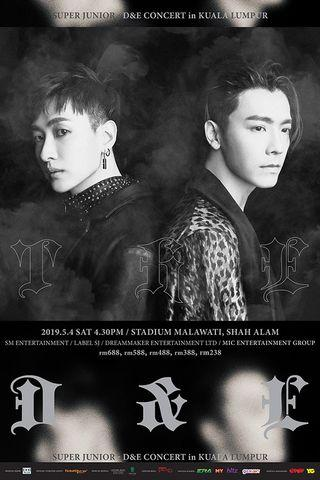 Super Junior D&E KL Concert