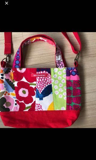 Marimekko sling bag
