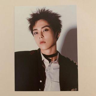 Wts EXO Dont Mess Up My Tempo Xiumin Postcard