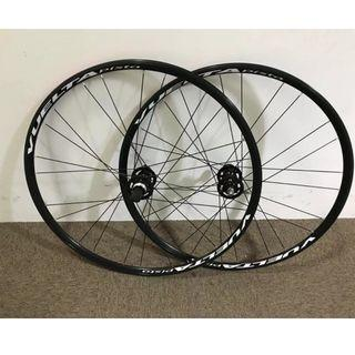 💯🆕(APRIL Promotion!) Vuelta Pista Track 700c Fixies Wheelset