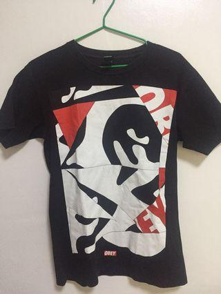AUTHENTIC RARE OBEY TSHIRT