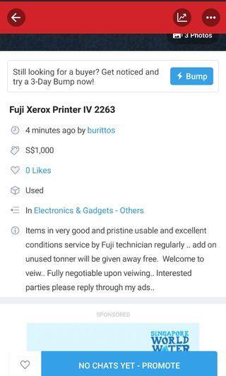 fuji xerox | Electronics | Carousell Singapore