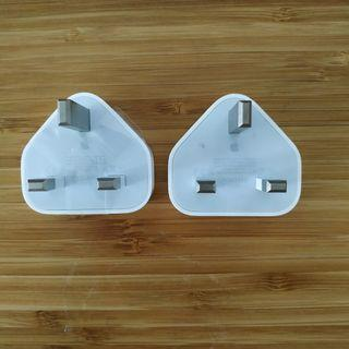🚚 2 Apple Plugs