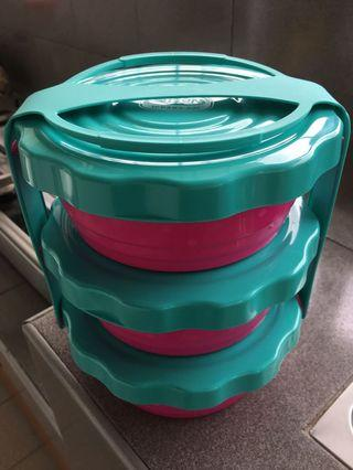 3 layer tiffin carrier