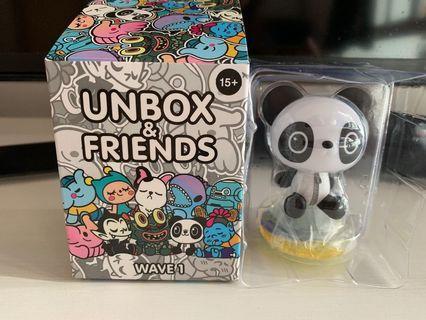 unbox & friends