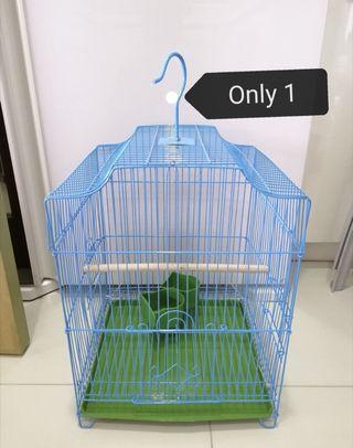 Bird cage (unused)