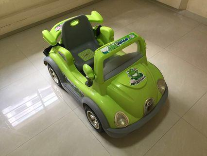 Electric Play Car