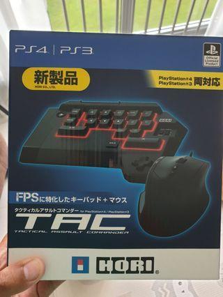 Hori TAC FPS PS4 PS3